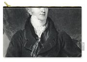 Thomas Young, English Polymath Carry-all Pouch by Photo Researchers