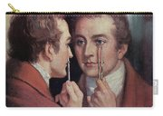 Thomas Young, English Polymath Carry-all Pouch by Science Source