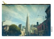 Those Sunny Downtown Days Carry-all Pouch