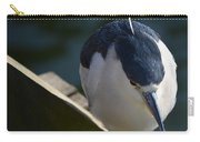 Thoughtful Bird Carry-all Pouch