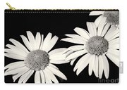 Three Daisy Amigos Carry-all Pouch
