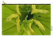 Three Lobed Evening Primrose Carry-all Pouch