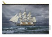 Three Masted Ship Carry-all Pouch