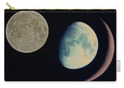 Three Moon Carry-all Pouch