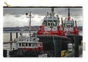 Three Red Tugs Carry-all Pouch