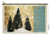 Three Trees Framed Carry-all Pouch