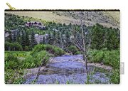 Through My Eyes Carry-all Pouch by Madeline Ellis