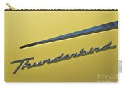 Thunderbird Emblem Carry-all Pouch