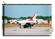 Thunderbirds 3d Carry-all Pouch
