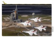 Thunderbirds Fly Past Endeavour Carry-all Pouch