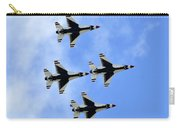 Thunderbirds In Flight Carry-all Pouch