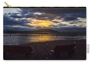 Thunderstorms At Sunrise Carry-all Pouch