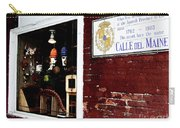 The Window On Calle Del Maine Carry-all Pouch