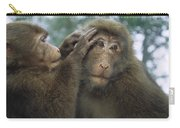 Tibetan Macaques Grooming Carry-all Pouch