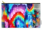 Tie Dye Shirts Carry-all Pouch