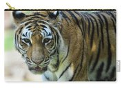 Tiger - Endangered - Wildlife Rescue Carry-all Pouch