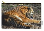 Tiger Behavior Carry-all Pouch