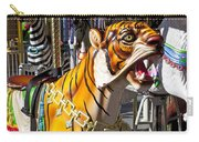 Tiger Carousel Ride Carry-all Pouch
