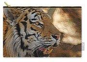 Tiger De Carry-all Pouch