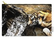 Tiger Falls Carry-all Pouch