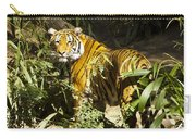 Tiger In The Rough Carry-all Pouch