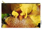 Tiger Iris Carry-all Pouch