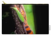 Tiger Leg Monkey Frog Carry-all Pouch