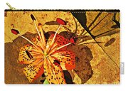 Tiger Lily Still Life  Carry-all Pouch