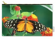 Tiger Longwing Heliconius Hecale Carry-all Pouch