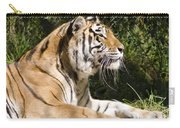Tiger Observations Carry-all Pouch