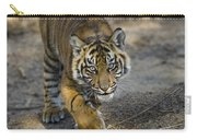 Tiger Panthera Tigris Cub, Native Carry-all Pouch