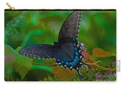 Tiger Swallowtail Butterfly Female Carry-all Pouch