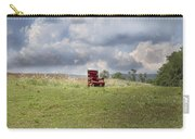 Time Alone Carry-all Pouch by Betsy Knapp