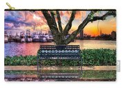 Time For Reflection Carry-all Pouch by Debra and Dave Vanderlaan