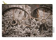 Time Forgotten Carry-all Pouch by Carolyn Marshall