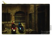 Time Travellers Carry-all Pouch by Andrew Paranavitana