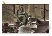 Time Warp Border Collie Carry-all Pouch