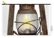 Time Worn Kerosene Lamp Carry-all Pouch