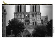 Timeless Notre Dame Carry-all Pouch
