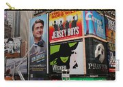 Times Square 7 Carry-all Pouch
