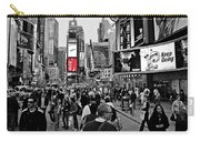 Times Square New York Toc Carry-all Pouch