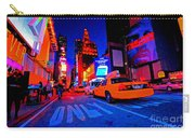 Times Square Nitelife Carry-all Pouch