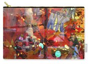 Times Square Reflections Carry-all Pouch