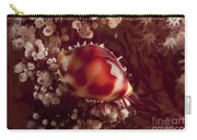Tiny Cowrie Shell On Dendronephtya Soft Carry-all Pouch