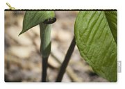 Tiny Jack In The Pulpit Carry-all Pouch