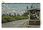 Tioga Pass Gateway To Yosemite Carry-all Pouch