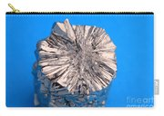 Titanium Crystals Carry-all Pouch