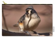 Titmouse - Split By Shadows Carry-all Pouch