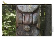 Tlingit Totem Pole, Sitka National Carry-all Pouch