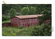 Tobacco Barn From Afar Carry-all Pouch
